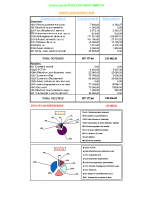 Compte Administratif 2018 Investissement